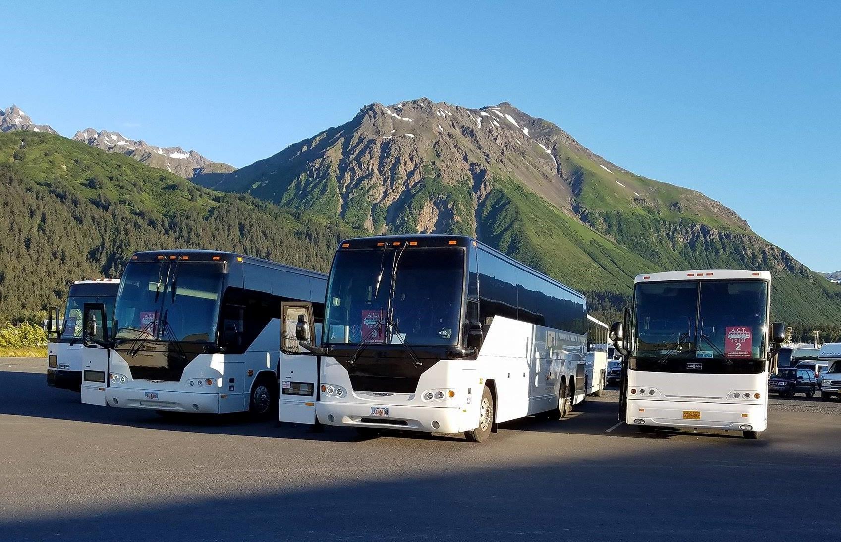 whittier shuttle bus service, alaska shuttle bus, anchorage to